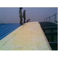 Buy cheap glass wool for steel structure house insulation from Wholesalers
