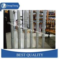 China Structural Aluminum Alloy Pipe Tubing 1-200mm Thickness Metal Fence Use factory