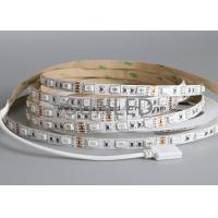 Buy cheap Waterproof IP65 LED Flexible Strip Lights SMD5050 12V 12W RGB Emitting Color from Wholesalers
