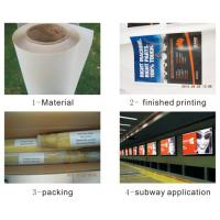 Quality Beautiful high resolution flex Backlit poster printing for light box for sale