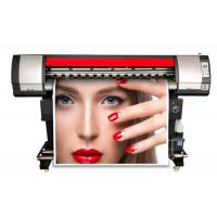China One 5113 Head Digital Thermal Printing Machine , Garments Large Format Solvent Printer Plotter on sale