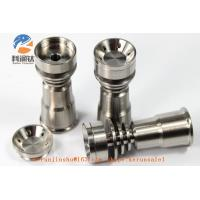 China 14mm&19mm domeless female joint titanium nail. GR2 on sale