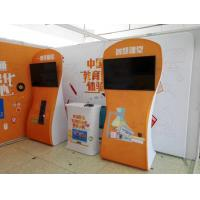 Formulate Stretch Hop Up Fabric Display Stand For Exhibition