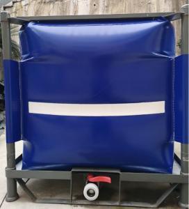 Multi Trip PVC Liquid Jumbo Bag For Water Oil Juice Storage And Transportation