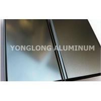 Buy cheap Polished Coated Aluminum Window / Door Frame Profile T5 , T6 Temper from Wholesalers