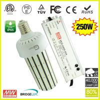 Buy cheap 3 year warranty shenzhen factory 1000W High pressure sodium replacement 250W e39 led lamp from Wholesalers