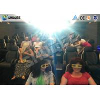 China Thrilling Movie 5D Cinema System factory