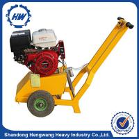 China Honda GX270 gasoline concrete crack cleaning machine for sale on sale