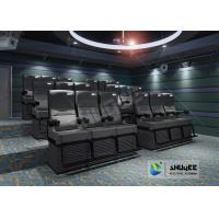 China 4D Movie Theater factory