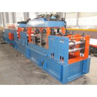 Buy cheap Automatic Cut Stud and Track Roll Forming Machine 0.5mm - 0.8mm 20m / min from Wholesalers