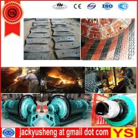 China ball mill liner, ball mill plate, ball mill liner plate on sale