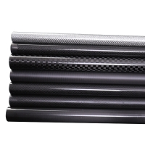China 3k Glossy Twill Adjustable Carbon Fiber Telescopic Pole factory