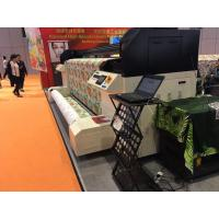 Buy cheap Cotton / Linen / Polyeter Fabric Printer Machine With Continous Ink Supply from Wholesalers