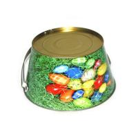 China Wholesale easter tin buckets factory