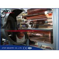 Buy cheap Horizontal Type Web Coating Machine Stable Operation For Plasma Displays from Wholesalers