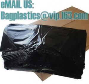 China BLOCK POLYTHENE SACKS, nappy bags, nappy sack, diaper bag, alufix, rubbish bag, garbage factory