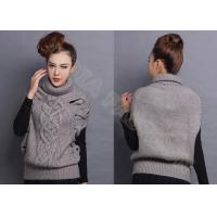 Cable Knit Sleeveless Sweater Best Sweater 2018