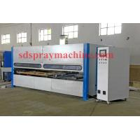 Automatic  Door painting Machine price, Spray Painting Machine for wood,Taiwan AirTAC pneumatic parts