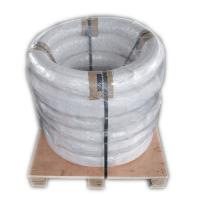 Buy cheap Weaving Wire Mesh Stainless Steel Spring Wire Coil Or Spool Packing With Plate from Wholesalers