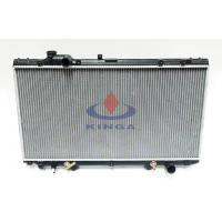 Buy cheap Cooling system Aluminium Car Radiators Of Lexus 1999 JZS161 AT Toyota OEM 16400-46590 from Wholesalers