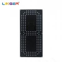 China 13 Inch LED Digital Board With 7 Segments Components For Clock To Build factory