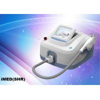 Buy cheap Face / Body SHR Elight Laser Beauty Equipments with Single Multi-Pulse 10 - 60J/cm from Wholesalers