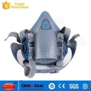 China Famous Brand Original 7502 Half Safety Respirator Face Masks factory