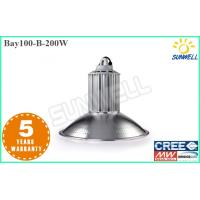Buy cheap 200 W LED High Bay Lights  Workshop Fixture Die Casting Aluminum , Copper Highbay from Wholesalers