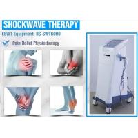 Buy cheap 1.0 - 5.0 Bar ESWT Shockwave Therapy Machine Physiotherapy Pneumatic Extracorporeal from Wholesalers