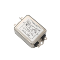 China 1450VDC 10A Low Pass Emi Filter Electromagnetic Interference Filters factory