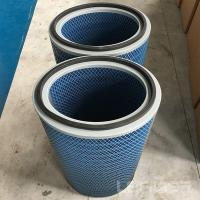 China High Effcient Replacement Long Pulse Pleated Air Filter Cartridge Element factory