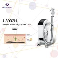 Buy cheap Hair Removal IPL RF Beauty Equipment 220V / 110V Voltage 44*53*89cm Dimension from wholesalers