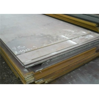 China Galvanized 440Mpa Boiler ASTM Mild Steel Plate factory