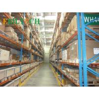 Buy cheap Custom Warehouse Racking System FEM Certificated Standard , Warehouse Rack Numbering System from Wholesalers