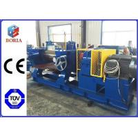 """China TUV SGS Certificated Rubber Mixing Machine 48"""" Roller Working Length factory"""