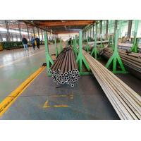 China ASTM A312 TP347H Stainless Steel Seamless Pipe / Pickling Stainless Steel Pipe factory