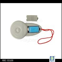 China Handheld Dog Rfid Reader, LF White Eid Tag Reader For Animal Microchip factory