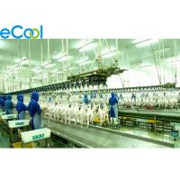 Buy cheap 1000 Tons Productivity Integrated Meat Processing Cold Room For Poultry from Wholesalers