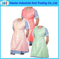 Quality Medical Colored Disposable PE Apron wholesale