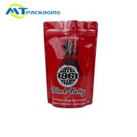 China Customized Print 250G Coffee Packaging Bags User Friendly And Reusable Design factory