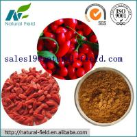 China manufacture Wolfberry Extract 40%&50% with factory price factory