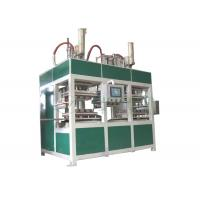 Buy cheap High Efficiency Pulp Moulding Machine For High - Quality Industrial Packaging from Wholesalers