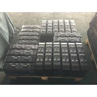 China Mini Excavators Clip On Rubber Track Pads 450HD / 380HD Noise Reduction factory