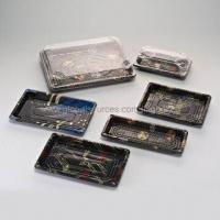 China Disposable PS Tray for Sushi, Comes in Various Sizes, Customized Designs Accepted on sale
