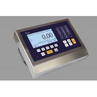 China Stainless Steel Housing Electronic Digital Indicator with Large LCD Display factory