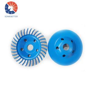 Buy cheap Cup Diamond Grinding Wheel Professional Quality, Diamond Tools Grinding Wheel from Wholesalers