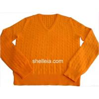 China Mens Cashmere Sweater, Mens Cables Cardigan, Man's Cashmere Pullover on sale