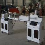 Buy cheap Lab Plastic Filament Extruder Machine , Desktop 3d Printer Filament Maker from Wholesalers