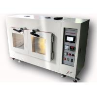 Buy cheap Temperature Control Adhesion Testing Machine , Oven Type Tape Retentivity Tester from Wholesalers