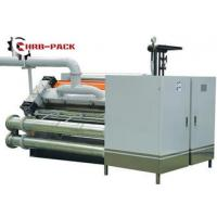 Buy cheap Heating Exchange Single Facer For Corrugated Cardboard Production Line from Wholesalers